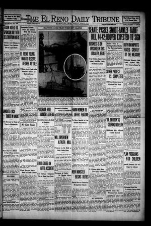 Primary view of The El Reno Daily Tribune (El Reno, Okla.), Vol. 38, No. 213, Ed. 1 Friday, June 13, 1930
