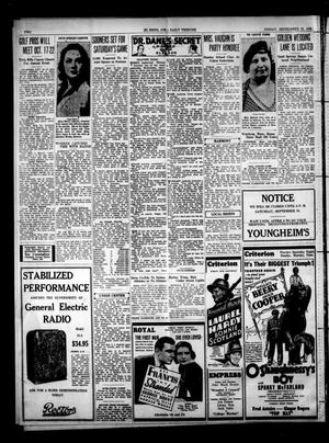 Primary view of The El Reno Daily Tribune (El Reno, Okla.), Vol. 44, No. 179, Ed. 1 Friday, September 27, 1935