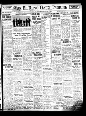 Primary view of object titled 'The El Reno Daily Tribune (El Reno, Okla.), Vol. 45, No. 284, Ed. 1 Sunday, January 31, 1937'.