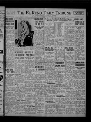 Primary view of The El Reno Daily Tribune (El Reno, Okla.), Vol. 45, No. 234, Ed. 1 Wednesday, December 2, 1936