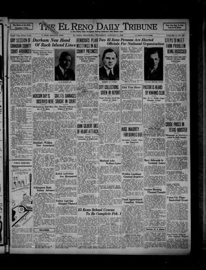 Primary view of The El Reno Daily Tribune (El Reno, Okla.), Vol. 44, No. 267, Ed. 1 Thursday, January 9, 1936
