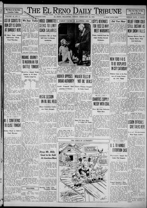 Primary view of object titled 'The El Reno Daily Tribune (El Reno, Okla.), Vol. 42, No. 8, Ed. 1 Friday, February 10, 1933'.