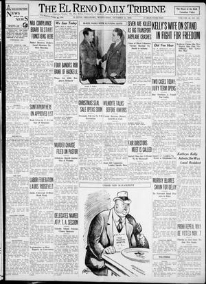 Primary view of object titled 'The El Reno Daily Tribune (El Reno, Okla.), Vol. 42, No. 191, Ed. 1 Wednesday, October 11, 1933'.