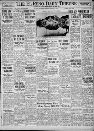 Primary view of object titled 'The El Reno Daily Tribune (El Reno, Okla.), Vol. 43, No. 292, Ed. 1 Tuesday, March 26, 1935'.