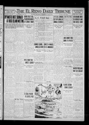 Primary view of object titled 'The El Reno Daily Tribune (El Reno, Okla.), Vol. 41, No. 98, Ed. 1 Wednesday, May 25, 1932'.
