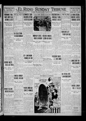 Primary view of El Reno Sunday Tribune (El Reno, Okla.), Vol. 41, No. 48, Ed. 1 Sunday, March 27, 1932