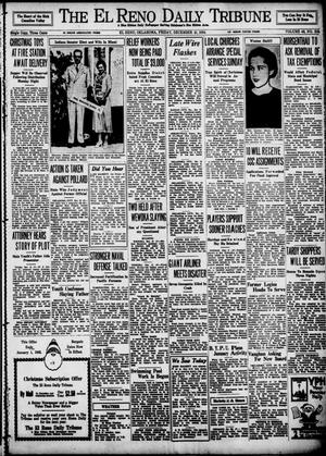 Primary view of object titled 'The El Reno Daily Tribune (El Reno, Okla.), Vol. 43, No. 213, Ed. 1 Friday, December 21, 1934'.