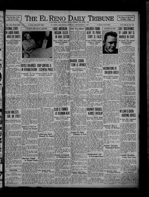 Primary view of object titled 'The El Reno Daily Tribune (El Reno, Okla.), Vol. 46, No. 158, Ed. 1 Tuesday, September 7, 1937'.