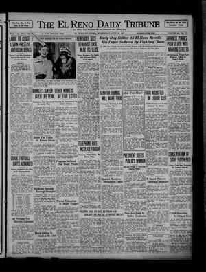 Primary view of The El Reno Daily Tribune (El Reno, Okla.), Vol. 46, No. 171, Ed. 1 Wednesday, September 22, 1937