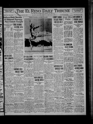Primary view of object titled 'The El Reno Daily Tribune (El Reno, Okla.), Vol. 44, No. 291, Ed. 1 Thursday, February 6, 1936'.