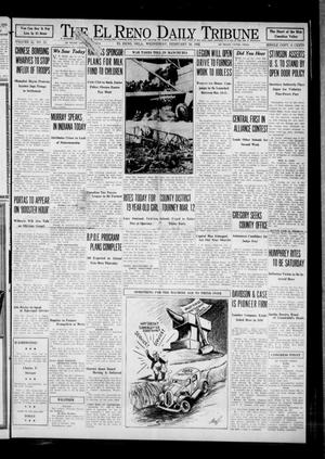 Primary view of object titled 'The El Reno Daily Tribune (El Reno, Okla.), Vol. 41, No. 21, Ed. 1 Wednesday, February 24, 1932'.