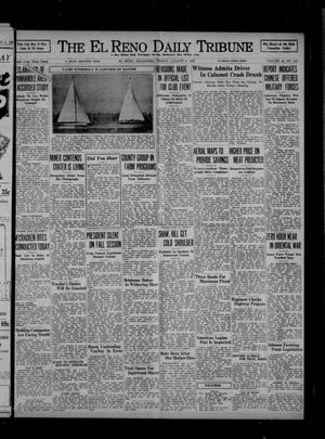 Primary view of object titled 'The El Reno Daily Tribune (El Reno, Okla.), Vol. 46, No. 132, Ed. 1 Friday, August 6, 1937'.
