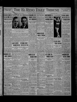 Primary view of object titled 'The El Reno Daily Tribune (El Reno, Okla.), Vol. 45, No. 75, Ed. 1 Thursday, May 28, 1936'.