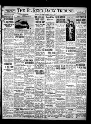Primary view of object titled 'The El Reno Daily Tribune (El Reno, Okla.), Vol. 44, No. 83, Ed. 1 Tuesday, July 23, 1935'.