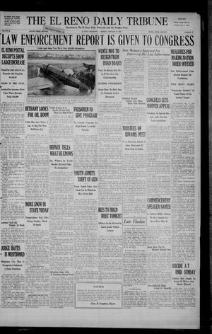 Primary view of object titled 'The El Reno Daily Tribune (El Reno, Okla.), Vol. 38, No. 83, Ed. 1 Monday, January 13, 1930'.