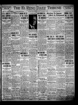 Primary view of The El Reno Daily Tribune (El Reno, Okla.), Vol. 44, No. 210, Ed. 1 Sunday, November 3, 1935