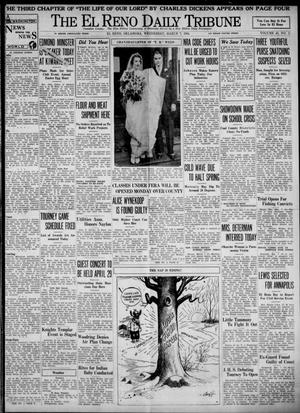 Primary view of object titled 'The El Reno Daily Tribune (El Reno, Okla.), Vol. 43, No. 3, Ed. 1 Wednesday, March 7, 1934'.