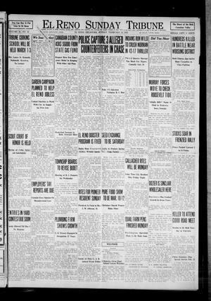 Primary view of El Reno Sunday Tribune (El Reno, Okla.), Vol. 41, No. 12, Ed. 1 Sunday, February 14, 1932