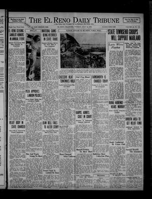 Primary view of object titled 'The El Reno Daily Tribune (El Reno, Okla.), Vol. 45, No. 115, Ed. 1 Tuesday, July 14, 1936'.