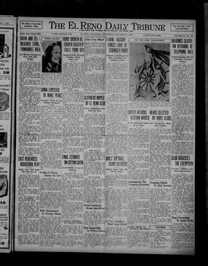 Primary view of object titled 'The El Reno Daily Tribune (El Reno, Okla.), Vol. 46, No. 237, Ed. 1 Wednesday, December 8, 1937'.