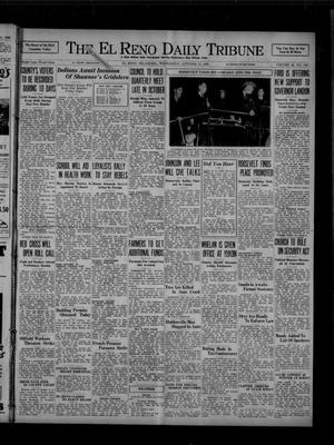 Primary view of The El Reno Daily Tribune (El Reno, Okla.), Vol. 45, No. 192, Ed. 1 Wednesday, October 14, 1936