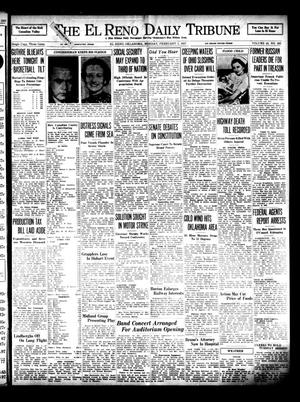 Primary view of object titled 'The El Reno Daily Tribune (El Reno, Okla.), Vol. 45, No. 285, Ed. 1 Monday, February 1, 1937'.
