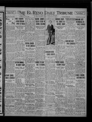 Primary view of object titled 'The El Reno Daily Tribune (El Reno, Okla.), Vol. 45, No. 249, Ed. 1 Sunday, December 20, 1936'.