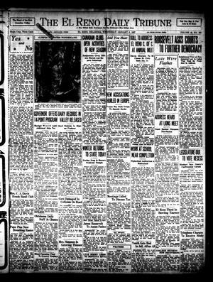 Primary view of The El Reno Daily Tribune (El Reno, Okla.), Vol. 45, No. 263, Ed. 1 Wednesday, January 6, 1937