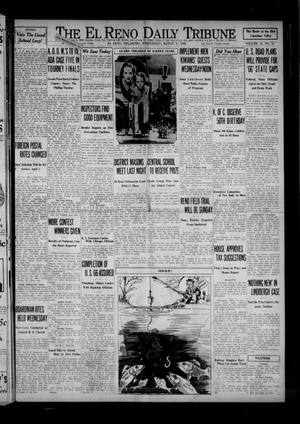 Primary view of object titled 'The El Reno Daily Tribune (El Reno, Okla.), Vol. 41, No. 51, Ed. 1 Wednesday, March 30, 1932'.
