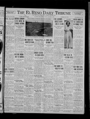 Primary view of object titled 'The El Reno Daily Tribune (El Reno, Okla.), Vol. 45, No. 135, Ed. 1 Friday, August 7, 1936'.