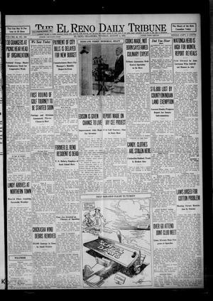 Primary view of The El Reno Daily Tribune (El Reno, Okla.), Vol. 40, No. 159, Ed. 1 Tuesday, August 4, 1931