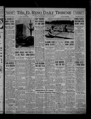 The El Reno Daily Tribune (El Reno, Okla.), Vol. 45, No. 123, Ed. 1 Friday, July 24, 1936