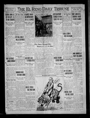 Primary view of object titled 'The El Reno Daily Tribune (El Reno, Okla.), Vol. 40, No. 182, Ed. 1 Tuesday, September 1, 1931'.