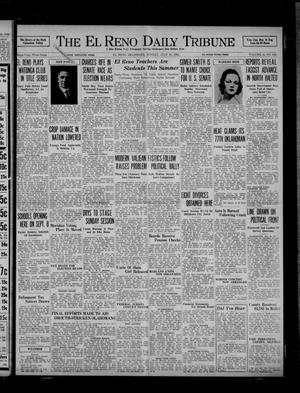 Primary view of The El Reno Daily Tribune (El Reno, Okla.), Vol. 45, No. 124, Ed. 1 Sunday, July 26, 1936