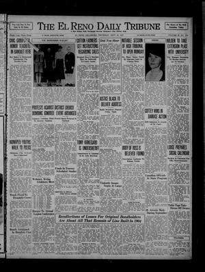 Primary view of object titled 'The El Reno Daily Tribune (El Reno, Okla.), Vol. 46, No. 178, Ed. 1 Thursday, September 30, 1937'.