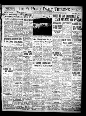 Primary view of object titled 'The El Reno Daily Tribune (El Reno, Okla.), Vol. 44, No. 81, Ed. 1 Sunday, July 21, 1935'.
