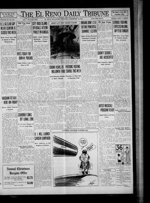 Primary view of The El Reno Daily Tribune (El Reno, Okla.), Vol. 40, No. 244, Ed. 1 Thursday, November 12, 1931