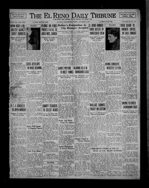 Primary view of object titled 'The El Reno Daily Tribune (El Reno, Okla.), Vol. 46, No. 179, Ed. 1 Friday, October 1, 1937'.