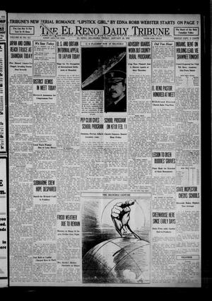 Primary view of object titled 'The El Reno Daily Tribune (El Reno, Okla.), Vol. 40, No. 311, Ed. 1 Friday, January 29, 1932'.