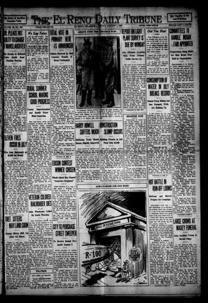 Primary view of object titled 'The El Reno Daily Tribune (El Reno, Okla.), Vol. 38, No. 255, Ed. 1 Friday, August 1, 1930'.