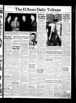 Primary view of object titled 'The El Reno Daily Tribune (El Reno, Okla.), Vol. 64, No. 34, Ed. 1 Friday, April 8, 1955'.