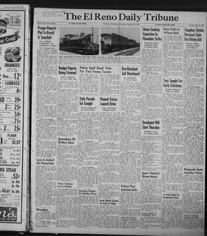 Primary view of object titled 'The El Reno Daily Tribune (El Reno, Okla.), Vol. 58, No. 155, Ed. 1 Tuesday, August 30, 1949'.