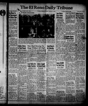 Primary view of object titled 'The El Reno Daily Tribune (El Reno, Okla.), Vol. 53, No. 297, Ed. 1 Tuesday, February 13, 1945'.