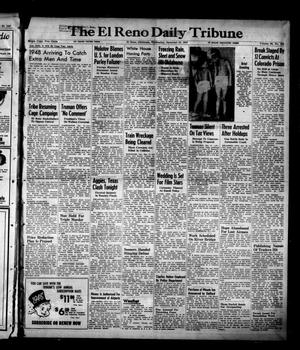 Primary view of object titled 'The El Reno Daily Tribune (El Reno, Okla.), Vol. 56, No. 259, Ed. 1 Wednesday, December 31, 1947'.
