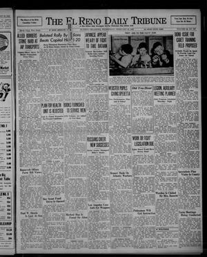 Primary view of object titled 'The El Reno Daily Tribune (El Reno, Okla.), Vol. 50, No. 307, Ed. 1 Wednesday, February 25, 1942'.