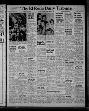 Primary view of object titled 'The El Reno Daily Tribune (El Reno, Okla.), Vol. 58, No. 265, Ed. 1 Sunday, January 8, 1950'.