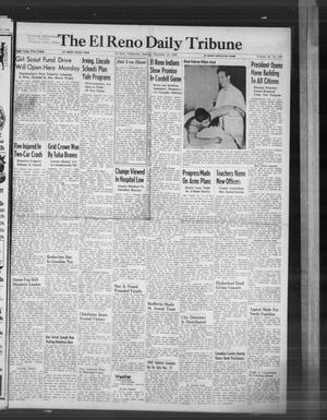 Primary view of object titled 'The El Reno Daily Tribune (El Reno, Okla.), Vol. 55, No. 247, Ed. 1 Sunday, December 15, 1946'.