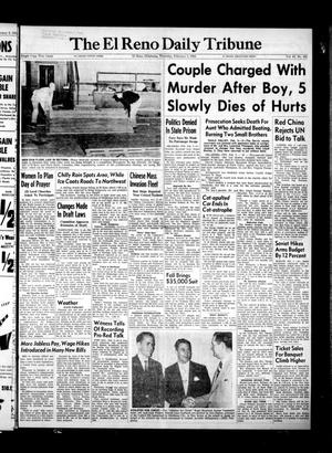 Primary view of The El Reno Daily Tribune (El Reno, Okla.), Vol. 63, No. 292, Ed. 1 Thursday, February 3, 1955