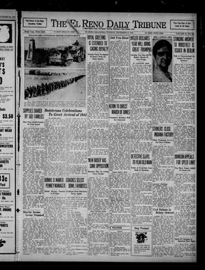 Primary view of object titled 'The El Reno Daily Tribune (El Reno, Okla.), Vol. 49, No. 261, Ed. 1 Tuesday, December 31, 1940'.