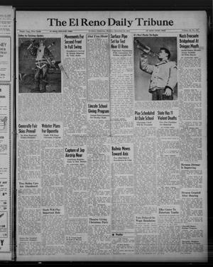 Primary view of object titled 'The El Reno Daily Tribune (El Reno, Okla.), Vol. 52, No. 251, Ed. 1 Monday, December 20, 1943'.